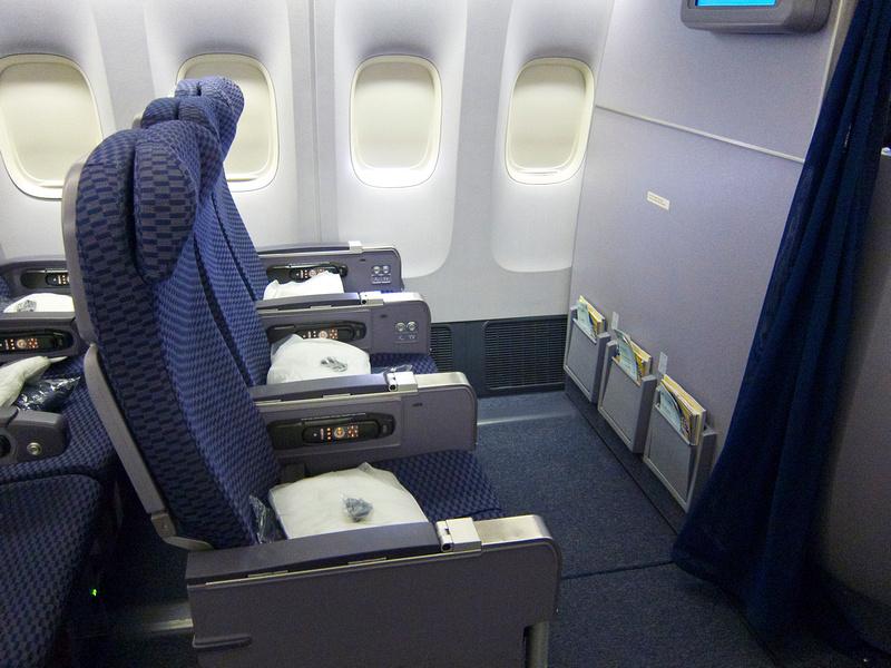 Ua 777 Vs Co 777 From Beijing Flyertalk Forums
